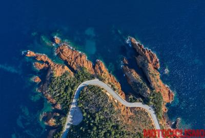 Viaggio in moto in Costa Azzurra
