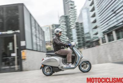 "Vespa ""elettrizza"" Milano con il Sound Of Europe Tour"