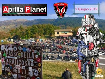 1° Moto Incontro ApriliaPlanet alla Raticosa