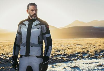 Spidi presenta la nuova giacca da turismo Alpentrophy H2Out