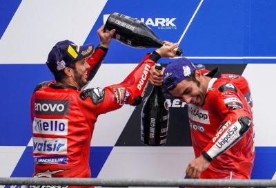 """Dovizioso: """"L'obiettivo è vincere al Mugello, Ducati in ottima forma"""""""