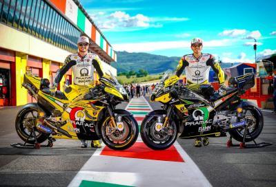 "Lamborghini ""veste"" le Ducati di Bagnaia e Miller"