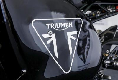 Moto2: record di 300,6 km/h con il motore Triumph