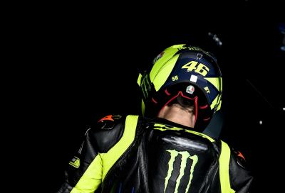 """Rossi: """"Il brutto finale di un week end difficile"""""""
