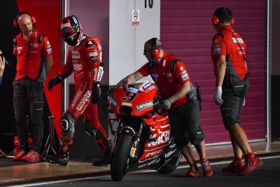 Ducati MotoGP: soluzioni inedite, ma il regolamento frena