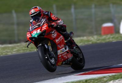 Pirro wild card in Superbike a Misano con la Ducati V4