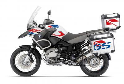 Adesivi BMW per personalizzare la vostra moto