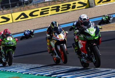 Manuel Gonzalez conquista gara 2 a Jerez