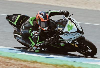 SSP 300: all'ultima curva Garcia infila tutti e vince gara 1 in Spagna