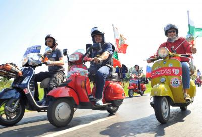 Grande successo per i Vespa World Days 2019