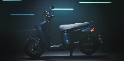 Yamaha EC-05, scooter elettrico con batterie intercambiabili