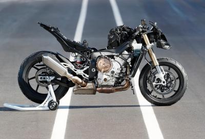 I segreti della ciclistica della nuova BMW S 1000 RR