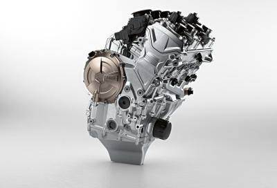 I segreti del motore della nuova BMW S 1000 RR