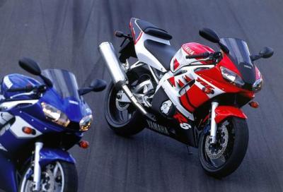 La Yamaha R6 compie 20 anni