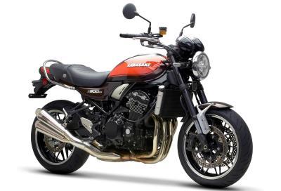 Kawasaki Z900RS, arriva la Classic Edition