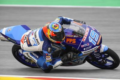 Moto3: Rodrigo vola al Montmelò