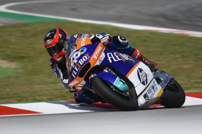 Montmelò: la prima pole di Fernandez in Moto2