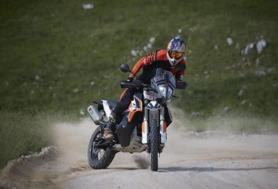 KTM 790 Adventure R Rally: emozioni in edizione limitata