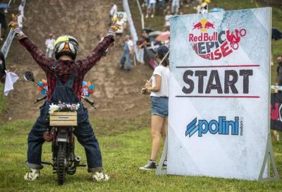 Tutto pronto per la Red Bull Epic Rise 2019