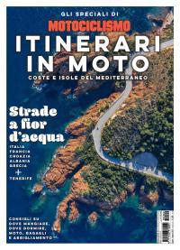 È in edicola lo Speciale Itinerari in moto - Coste e isole
