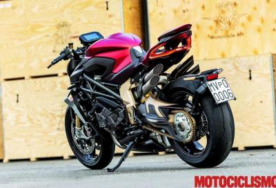 MV Agusta Brutale 1000 Serie Oro: il video
