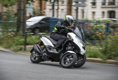 Piaggio MP3 300 HPE e HPE Sport 2019: il video