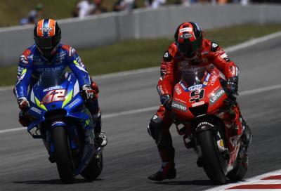 """Rins: """"Superare le Ducati è davvero difficile"""""""