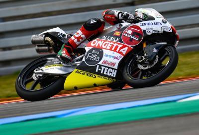 Moto3: Antonelli conquista pole e record della pista ad Assen