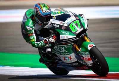 Gardner primo nelle qualifiche del GP d'Olanda