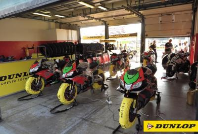 Tornano i Dunlop Days, tutti al Misano World Circuit