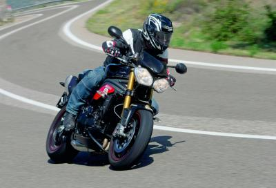 Triumph Speed Triple: i consigli per scegliere un buon usato