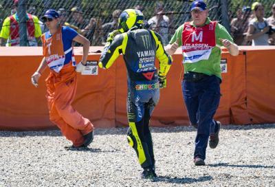 "Viñales trionfa, Rossi affonda: ""Chiedo scusa a Nakagami"""