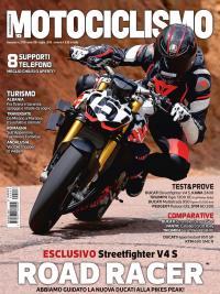 Motociclismo di luglio 2019 è in edicola