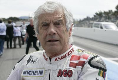 """Agostini: """"Rossi come Cassius Clay. Gli anni passano per tutti"""""""