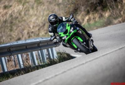 """Kawasaki: """"Nonostante l'Euro 4, la Ninja ZX-6R ha perso solo 1 CV"""""""