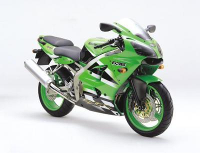 La storia della Kawasaki Ninja 636