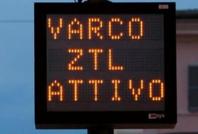 Roma, ZTL A1: accesso vietato anche a moto e scooter