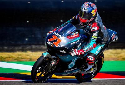 Giapponesi alla riscossa: Sasaki e Toba velocissimi al Sachsenring
