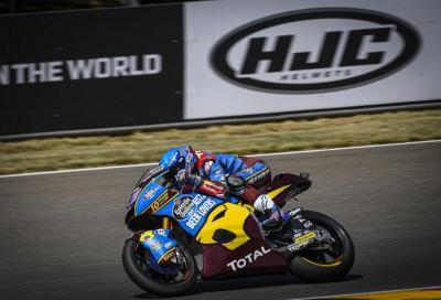 Moto2, Sachsenring: Alex Marquez ritorna alla vittoria