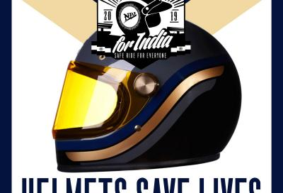 Helmets for India, il casco salva la vita!