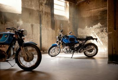 Omaggio al passato: BMW presenta la R nineT /5