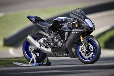 Yamaha presenta R1 e R1M 2020