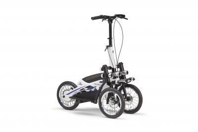 """Yamaha TriTown, """"monopattino"""" elettrico derivato dalla Niken"""