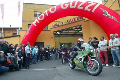 Moto Guzzi Open House 2019, torna la grande festa della Casa di Mandello