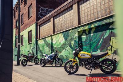 Ducati scrambler: Icon vs Café Racer vs Desert Sled