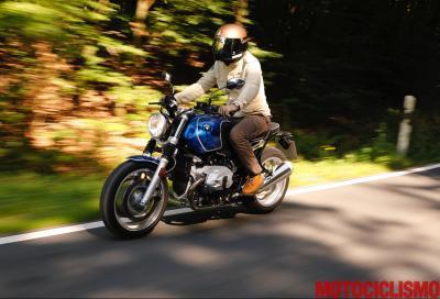 Test BMW R nineT /5: fascino vintage
