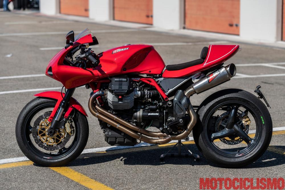 GC Corse: Kit Varano - Guareschi Moto