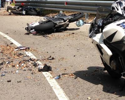 Incidenti stradali: calano i decessi sulle due ruote