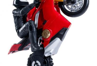 Ducati Panigale V4 S RC, per impennare in sicurezza