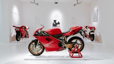 Ecco la Ducati 916 di Massimo Tamburini